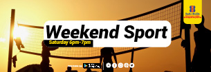 WEEKEND SPORTS 6:00-7:00PM