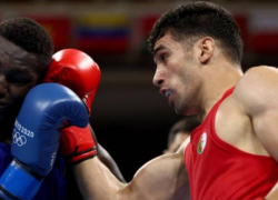 Boxer Ssemuju Exits Olympic Games After Defeat