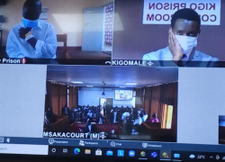 MP Ssewanyana Complains of Torture