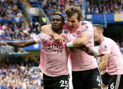 Ndidi denies Lampard home debut win