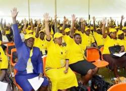NRM MPs have Supported the 15% tuition policy at...